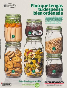 Campaña de Promoción en Prensa | Botes Diario Vasco | Promociones HAIZEA