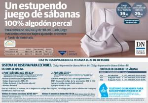 Campaña de Promoción en Prensa | Toallas Privata | Diario de Navarra | Promociones HAIZEA