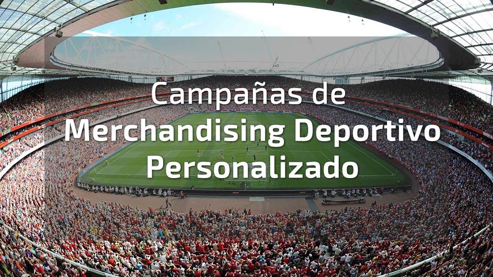 Campañas de Merchandising Deportivo Personalizado | Promociones Haizea